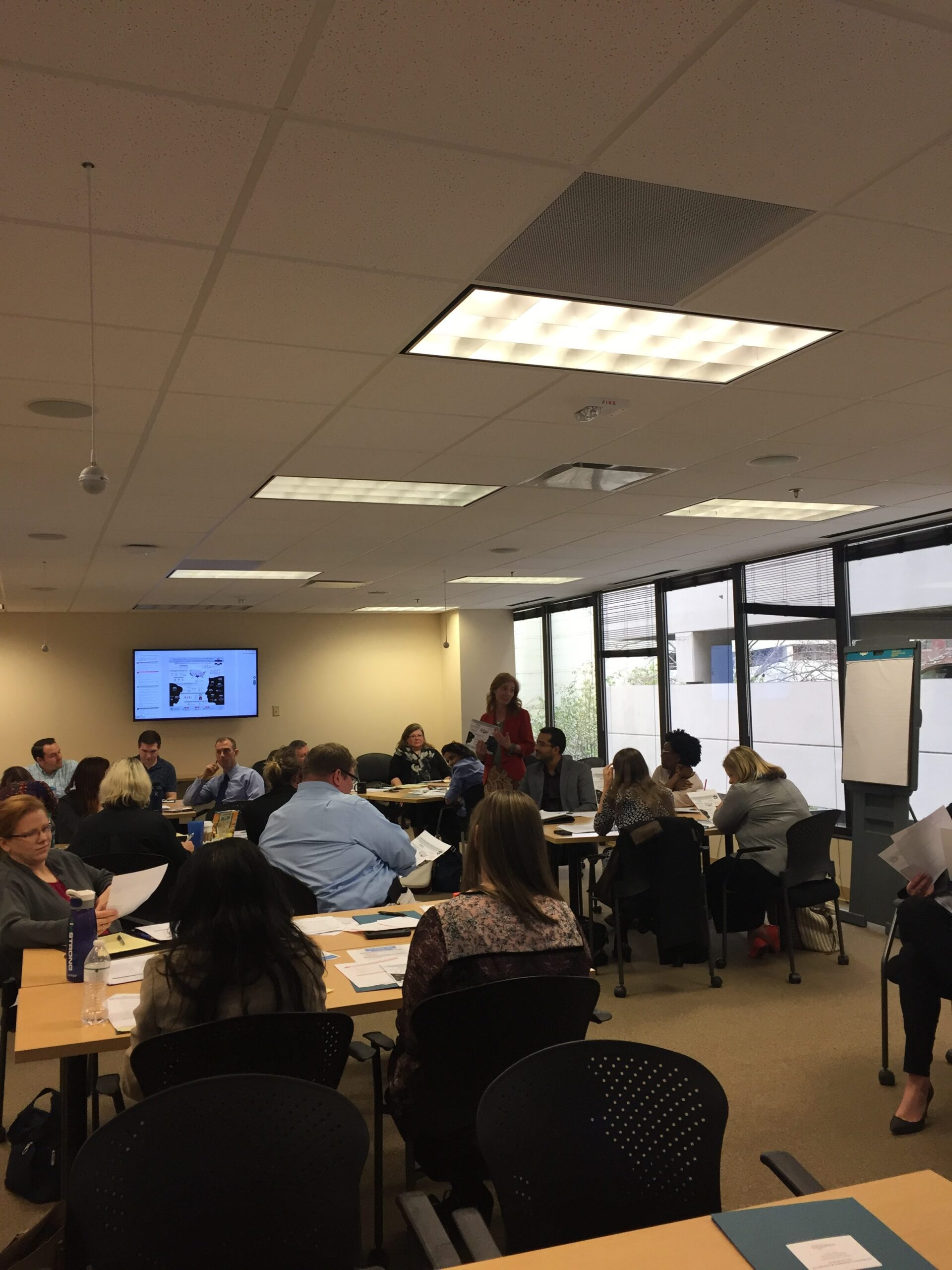 Infographics Workshop led by Stephanie B. Wilkerson